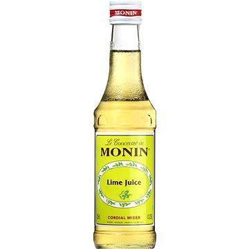 MONIN Lime Juice 0.25l (3052911117770)