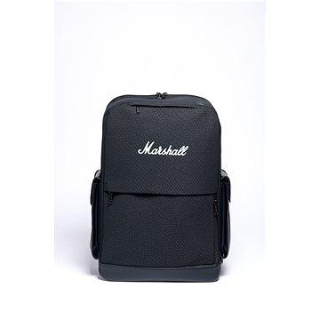 Marshall Uptown Backpack Black/White (MUT 62710)