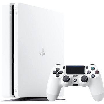 PlayStation 4 Slim 500 GB White (PS719755517)