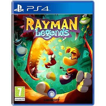 Rayman Legends - PS4 (3307216076001)