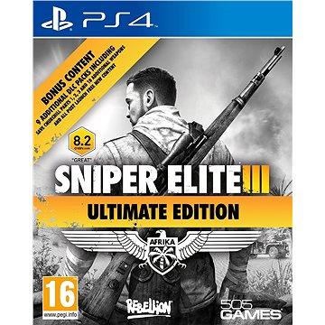 Sniper Elite 3 Ultimate Edition - PS4 (8023171036106)