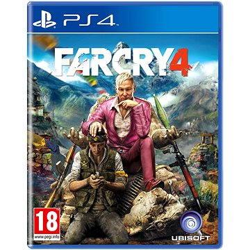 Far Cry 4 - PS4 (3307215793466)