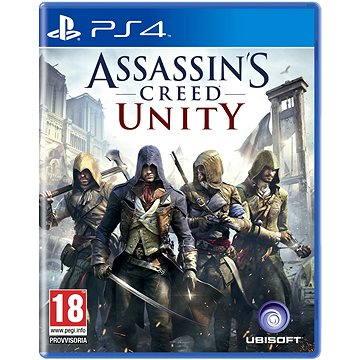 Assassins Creed: Unity - PS4 (3307215785973)