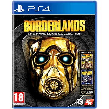 Borderlands: The Handsome Collection - PS4 (5026555421157)