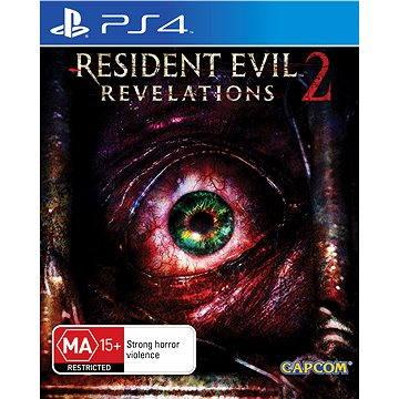 Resident Evil: Revelations 2 - PS4 (5055060930540)