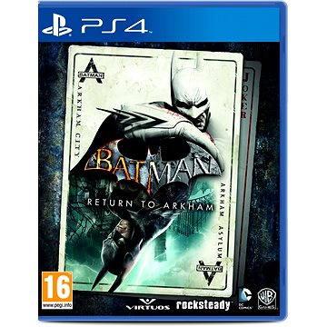 Batman Return to Arkham - PS4 (5051892198745)