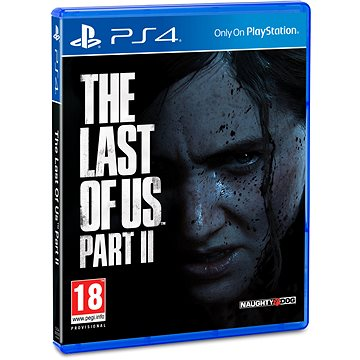 The Last of Us Part II - PS4 (PS719331001)