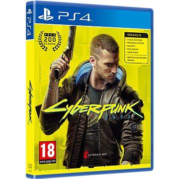 Cyberpunk 2077 - PS4 (5902367640583)