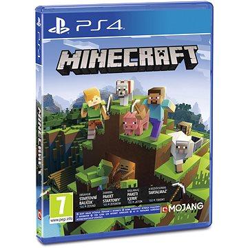 Minecraft: Bedrock Edition - PS4 (PS719344100)