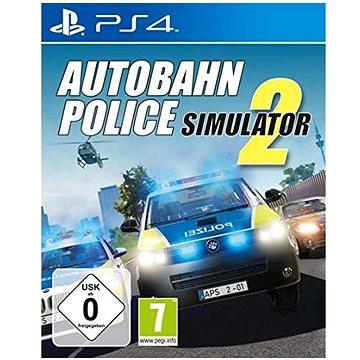 Autobahn Police Simulator 2 - PS4 (4015918147248)