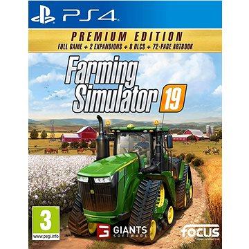 Farming Simulator 19: Premium Edition - PS4 (3512899123137)