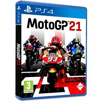 MotoGP 21 - PS4 (8057168502282)