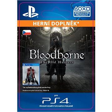 Bloodborne The Old Hunters - PS4 CZ Digital (SCEE-XX-S0022562)