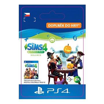 The Sims 4 Spooky Stuff - PS4 CZ Digital (SCEE-XX-S0041292)