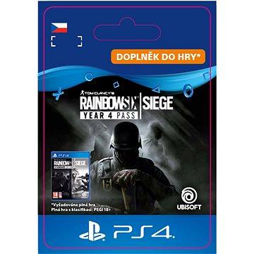 Tom Clancys Rainbow Six Siege - Year 4 Pass - PS4 CZ Digital (SCEE-XX-S0042517)