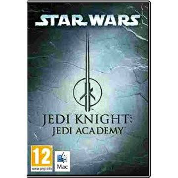 Star Wars: Jedi Knight: Jedi Academy (MAC) (51338)