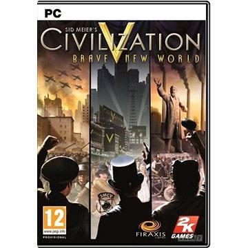 Sid Meier's Civilization V: Brave New World (MAC) (51325)