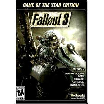 Fallout 3 Game of the Year Edition (64408)