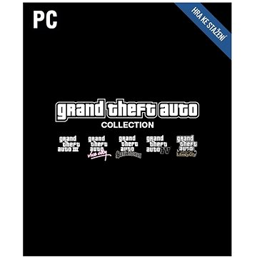Grand Theft Auto Collection (94170)