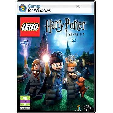 LEGO Harry Potter: Léta 1-4 (86047)