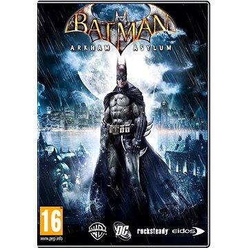 Batman: Arkham Asylum Game of the Year Edition (86059)
