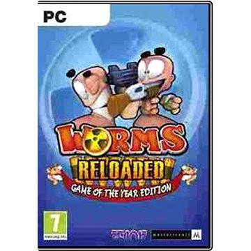 Worms Reloaded Game of the Year Edition (88200)