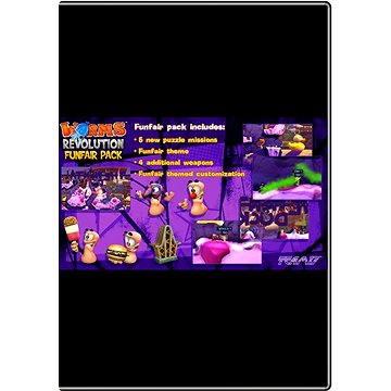 Worms Revolution - Funfair DLC (PC) (88202)