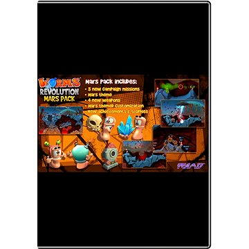 Worms Revolution - Mars Pack DLC (PC) (88203)