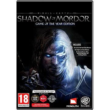 Middle-earth: Shadow of Mordor Game of the Year Edition (93383)