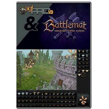 AGFPRO + BattleMat 4-Pack (PC/MAC/LINUX) (149413)