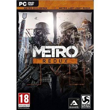 Metro Redux - PC DIGITAL (787126)