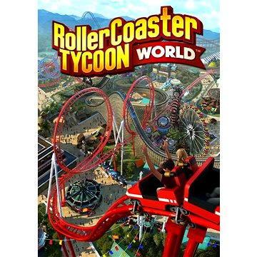 RollerCoaster Tycoon World (PC) DIGITAL (255199)