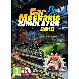 Car Mechanic Simulator 2015 - DeLorean DLC (PC/MAC) CZ DIGITAL (265263)