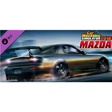 Car Mechanic Simulator 2018 - Mazda DLC (PC) PL DIGITAL (369702)