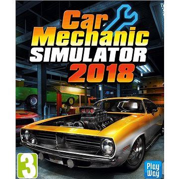 Car Mechanic Simulator 2018 (PC) DIGITAL (363927)