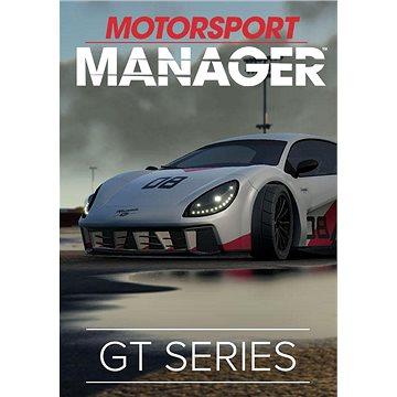 Motorsport Manager - GT Series (PC/MAC/LX) DIGITAL (333336)