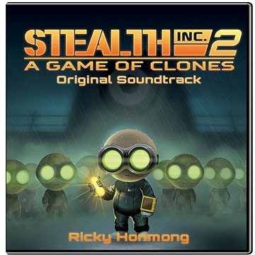 Stealth Inc 2: A Game of Clones - Official Soundtrack (PC) DIGITAL (375087)