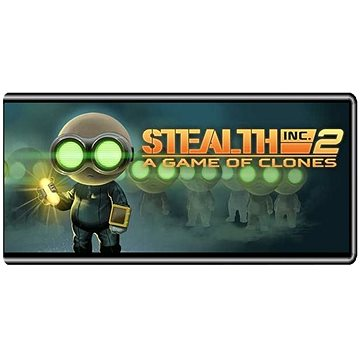 Stealth Inc 2: A Game of Clones (PC) DIGITAL (375084)