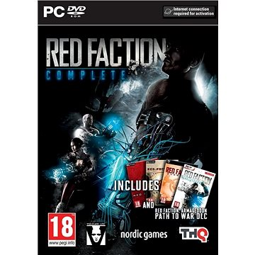 Red Faction Complete (PC) DIGITAL (357840)
