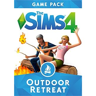 The Sims 4 Únik do přírody (PC) DIGITAL (421134)