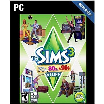 The Sims 3 Styl 70., 80. a 90. let (kolekce) (PC) DIGITAL (422079)