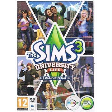 The Sims 3: Studentský život (PC) DIGITAL (415026)