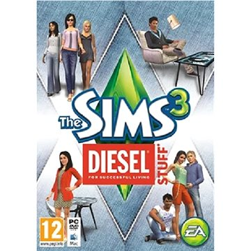The Sims 3 Diesel (kolekce) (PC) DIGITAL (414987)