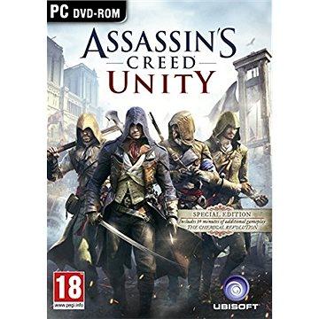 Assassin's Creed: Unity (PC) DIGITAL (424806)
