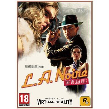 L.A. Noire: The VR Case Files (PC) DIGITAL (402723)