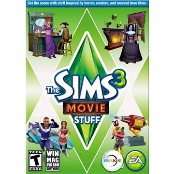 The Sims 3 Filmové rekvizity (PC) DIGITAL (443312)