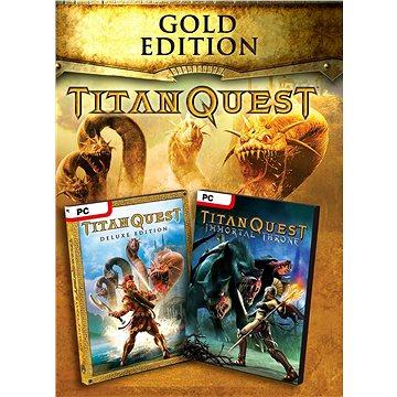 Titan Quest Gold Edition (PC) DIGITAL (438442)