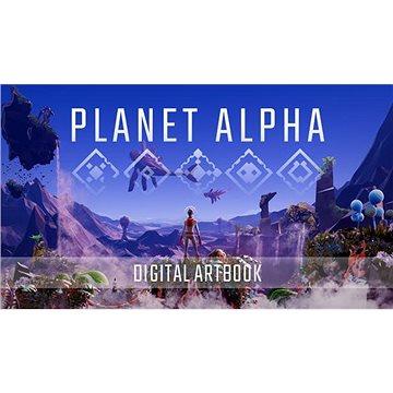 PLANET ALPHA - Digital Artbook (PC) DIGITAL (449152)
