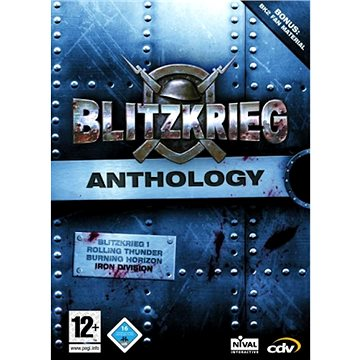 Blitzkrieg Anthology (PC) DIGITAL (445962)