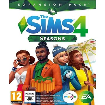 The Sims 4: Roční období (PC) DIGITAL (440946)